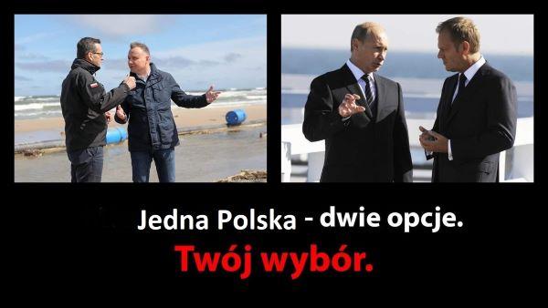 Jedna Polska - dwie opcje