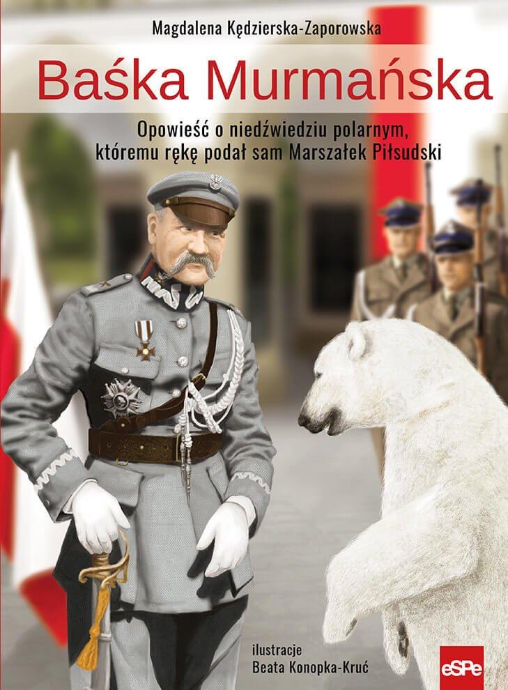 Marszałek z niedźwiedziem polarnym
