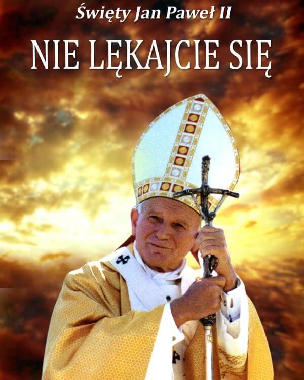 Święty Jak Paweł II
