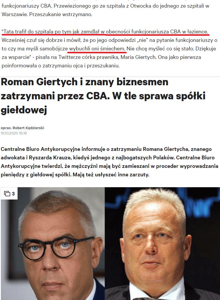 Roman G. iRyszard K.