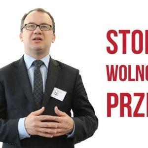 Gazeta Wyborcza krytykuje Adama Bodnara!