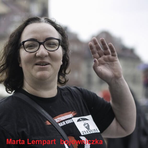 marta lempart działaczka