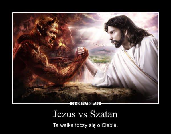 Jezus kontra szatan