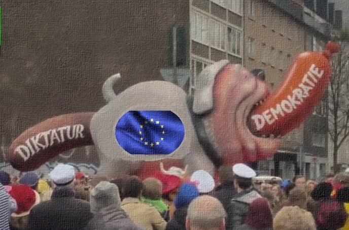 dyktatura Europy