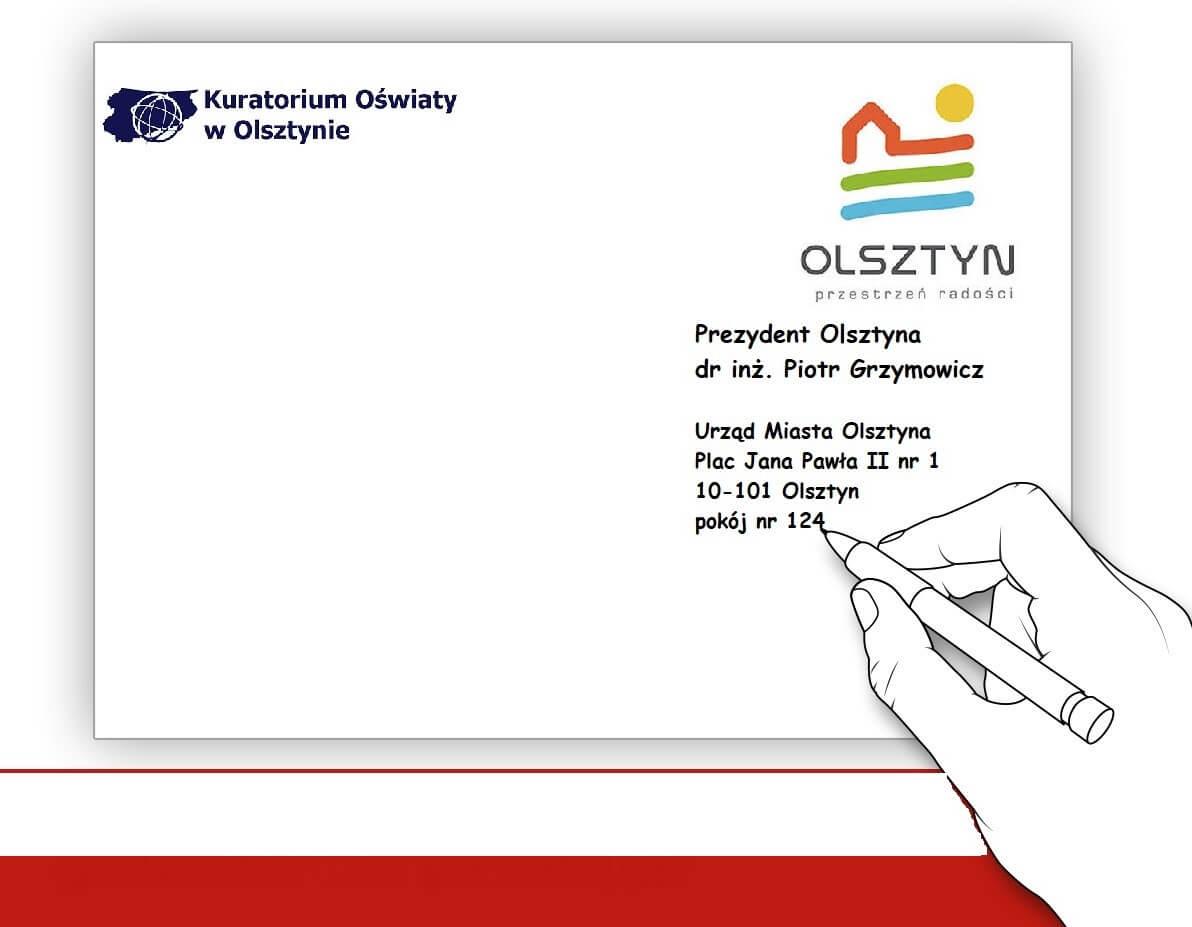 list kuratora do P.Grzymowicza - Opinie Olsztyn (debata Olsztyn)