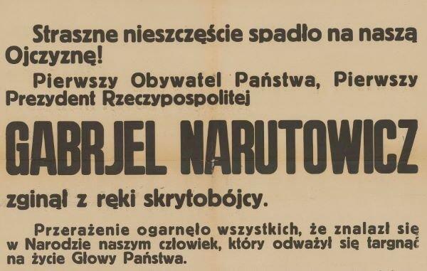prezydent Narutowicz - Opinie Olsztyn (debata Olsztyn)