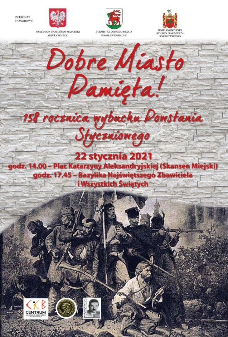 DM - plakat Powstanie Styczniowe 22