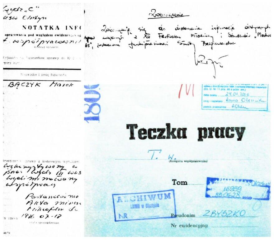 Marek-Bączyk-TW Zbyszko-kolaż