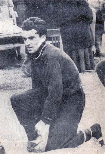 Stanisław Ożóg -lekkoatleta