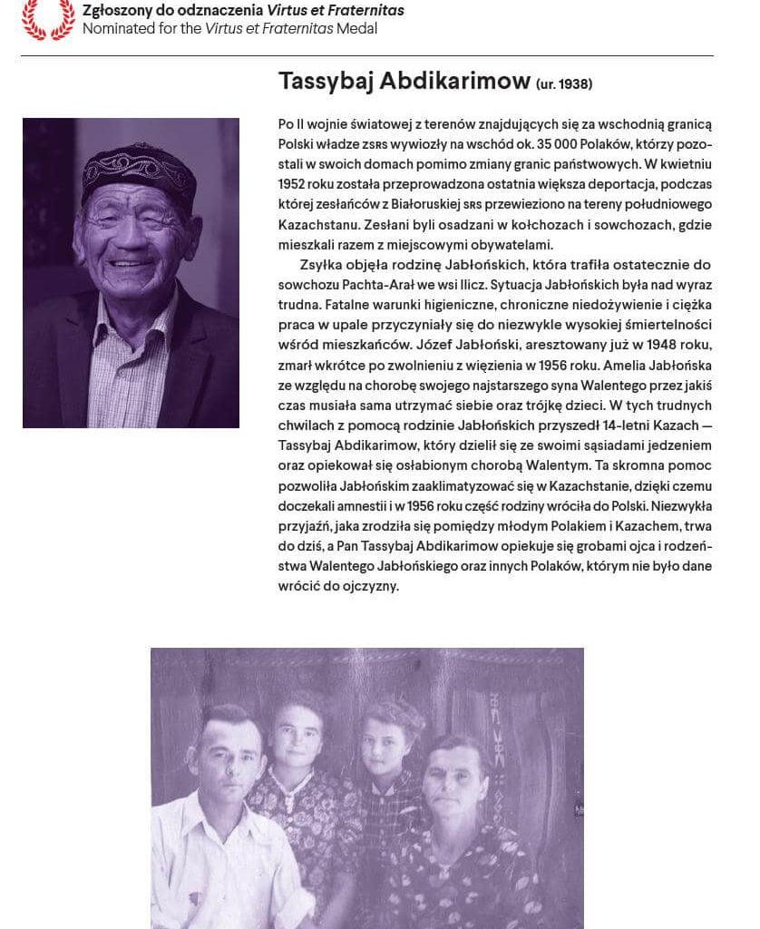 Pomoc Kazachów