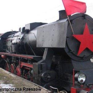 Radziecki pociąg