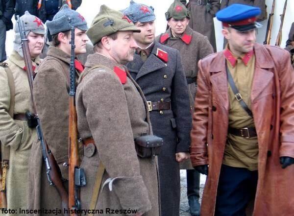 inscenizacja -NKWD