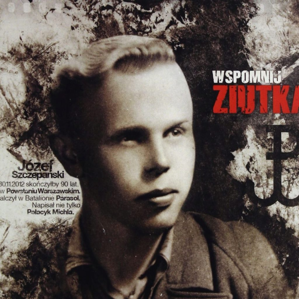 Józef Szczepański ZIUTEK