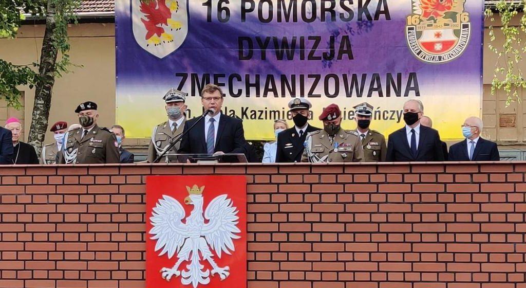 Wojsko wraca doOlsztyna