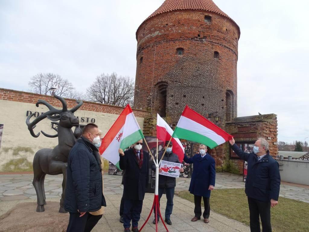 Dobre Miasto. Dzień przyjaźni polsko-węgierskiej