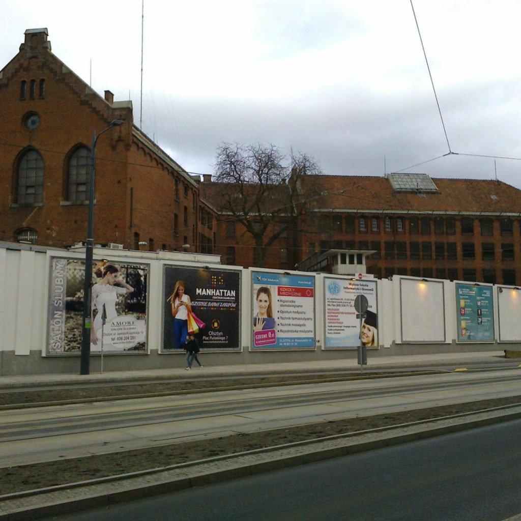 Budynki dawnego Więzienia NKWD orazWięzienia iAresztu Śledczego WUBP (obecnie Aresztu Śledczego) wOlsztynie