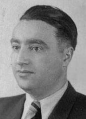 Józef Światło (właściwie Izaak Fleischfarb, 1915-1994) –zastępca kierownika WUBP wOlsztynie wlatach 1945-1946 (fot.zarchiwum IPN)