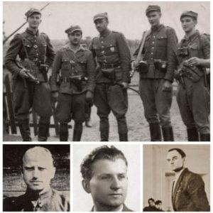 """""""Niezłomni Żołnierze Wyklęci"""" –""""Pług"""", """"Witold"""", """"Łupaszka"""" iinni"""