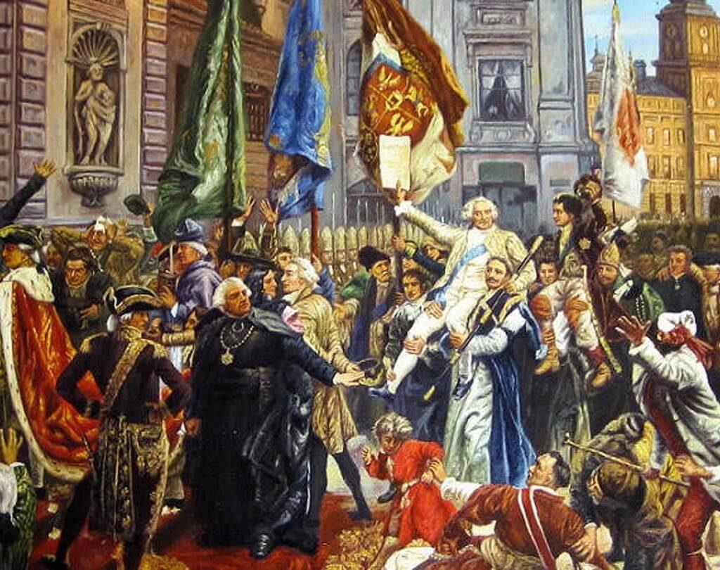 Sejm Wielki, zwany także Czteroletnim