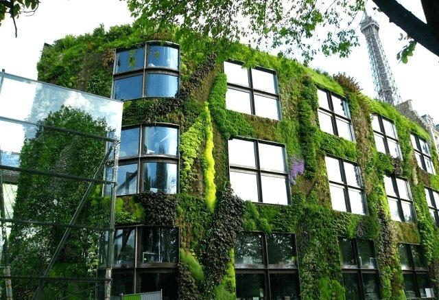 Muzeum Quai Branly wParyżu