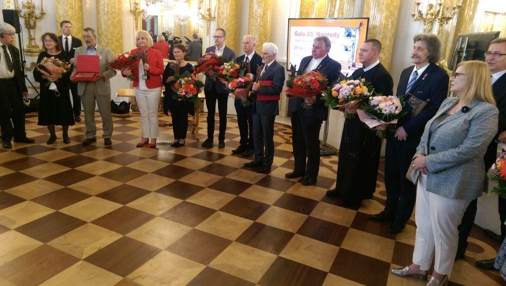 Gala -Kustosz Pamięci Narodowej