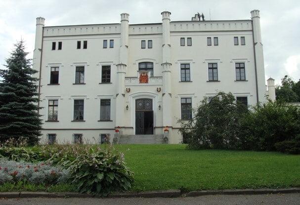 Pałac wBałoszycach
