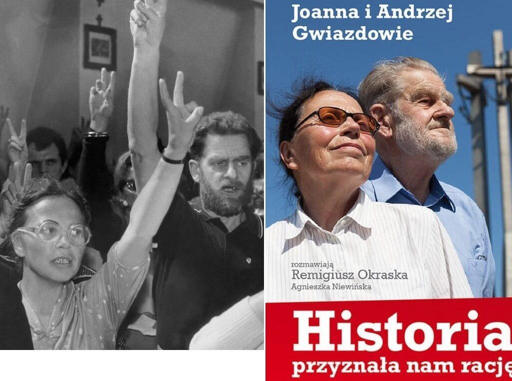Joanna iAndrzej Gwiazdowie