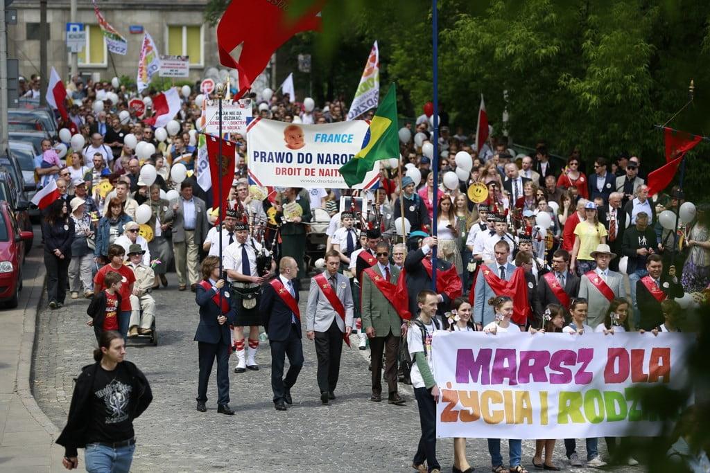 Warszawski Marsz Dla Życia iRodziny