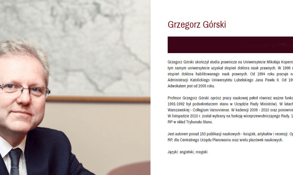 Grzegorz Górski