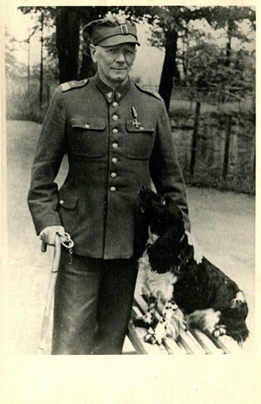 Generał Franciszek Kleeberg woflagu