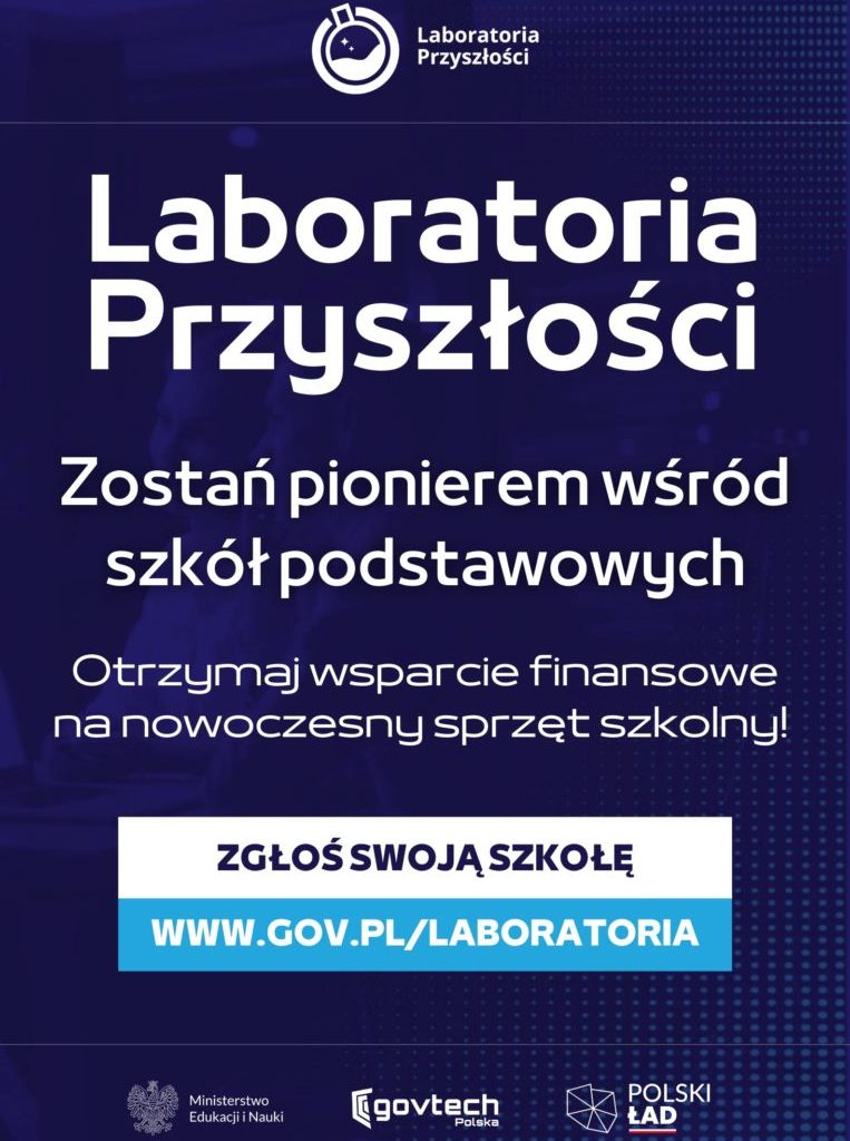 Plakat_Laboratoria_Przyszłości